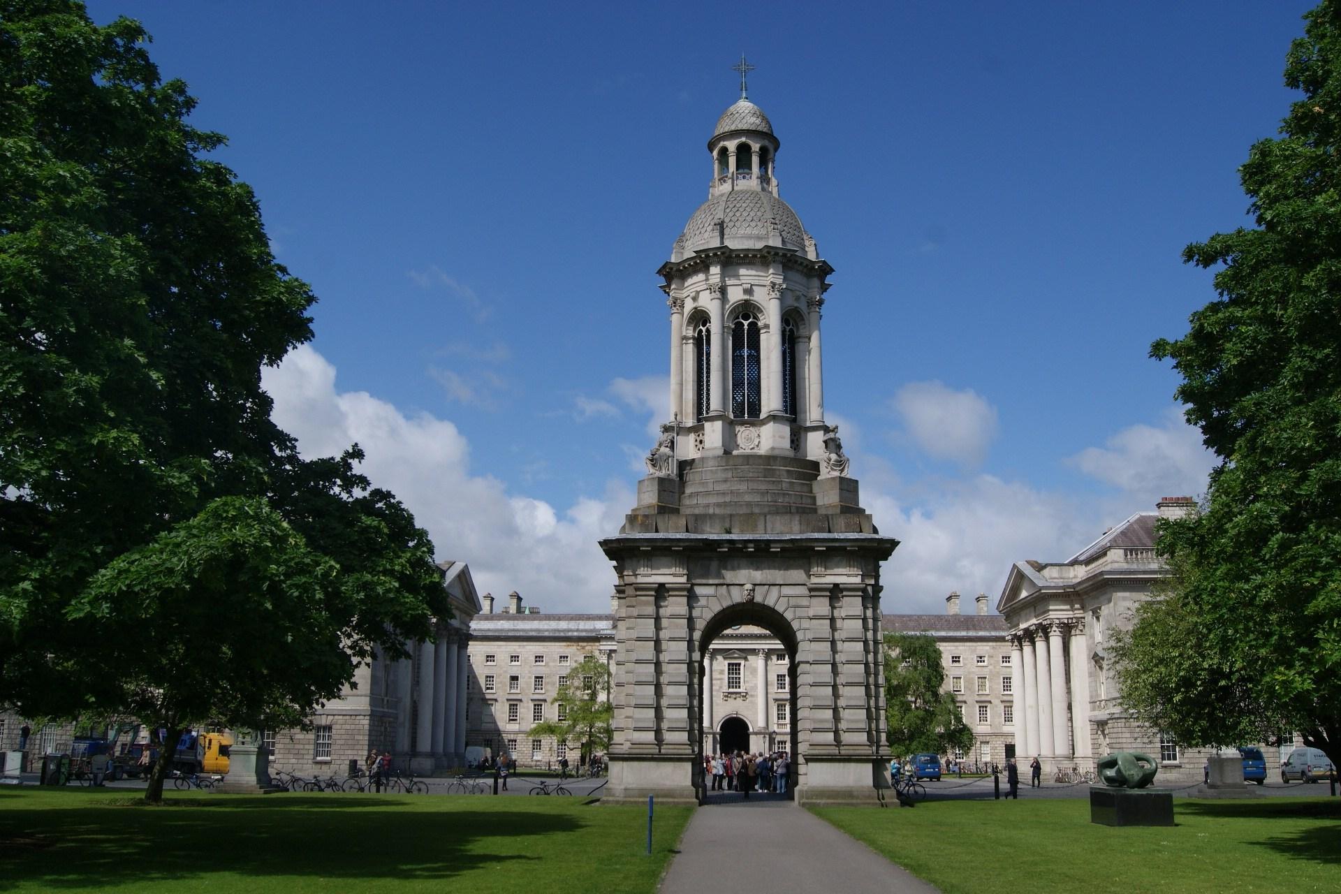 Dublin la boussole du voyageur photo irlande dublin trinity college fandeluxe Gallery