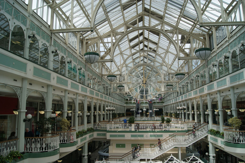 Dublin la boussole du voyageur photo irlande dublin st stephens green shopping centre fandeluxe Gallery