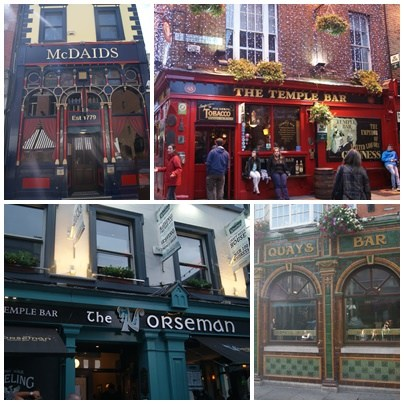 Dublin la boussole du voyageur photo irlande dublin pub bar biere fandeluxe Gallery
